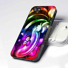 Case iphone 4 and 5 cheshire cat where all mad by STEVENTIMESHOP, $16.77