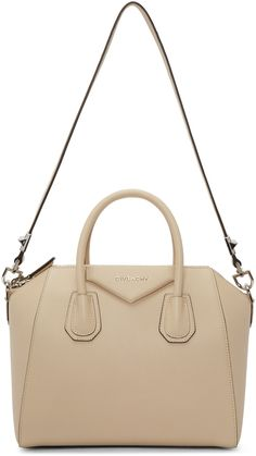 5e86f34097 GIVENCHY Beige Small Antigona Bag.  givenchy  bags  shoulder bags  hand bags