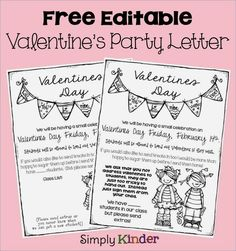 How to have the BEST Valentine's Day Party EVER!!!!!! Ideas and FREEBIES! - Little Warriors