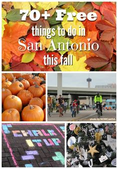 70+ free things for kids and families to do in San Antonio this fall from SanAntonioMomBlogs.com