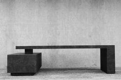 Chandigard by Joseph Dirand Contemporary Furniture, Contemporary Design, Table Furniture, Furniture Design, Decor Interior Design, Interior Decorating, Joseph Dirand, Modern Desk, Architecture