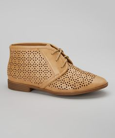 Restricted Tan Baxter Oxford | Something special every day