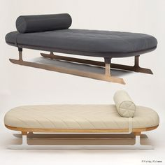 Ice Skating Day Beds  from Jaime Hayon's Game On Collection.