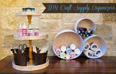 Craft Room Organization   cute