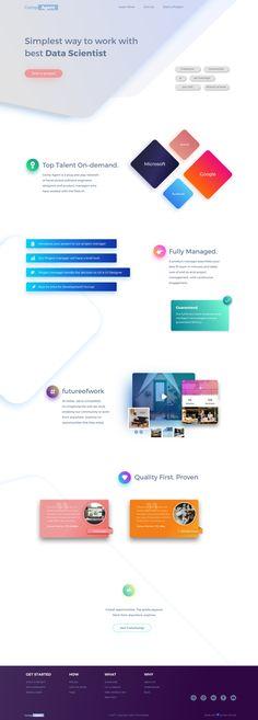 Comp Agent Web Concept