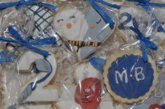 2 Year Anniversary ❤️ 2 Year Anniversary, Fondant Cookies, Hanukkah, Sweet Tooth, Decor, Decoration, Decorating, Dekorasyon, Dekoration