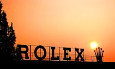 Biel, Switzerland, home of Rolex