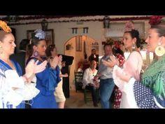 """Sevillanas en la Caseta """"Los Mejores"""".- Feria de Sevilla 2014. - http://www.feriadeabrilsevilla.com/sevillanas-en-la-caseta-los-mejores-feria-de-sevilla-2014/"""