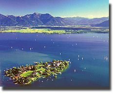Such a nice lake     Chiemsee, Germany