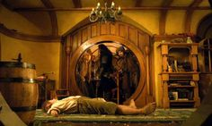 The Hobbit: There is nobody at home