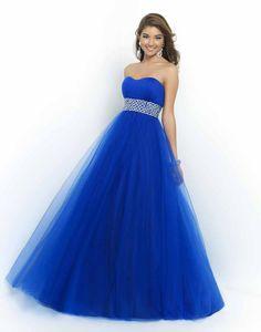 Blush Prom 5407W
