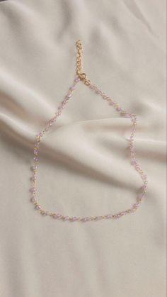 Diy Jewelry Necklace, Hand Jewelry, Bead Jewellery, Beaded Jewelry, Beaded Bracelets, Necklaces, Beaded Necklace, Stylish Jewelry, Cute Jewelry