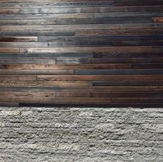 Delta Millworks' charred cypress wood at The French Laundry restaurant, California // Photo by djonesstudio on Instagram
