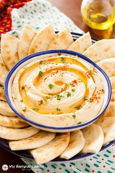 Clean Eating Classic Smooth Hummus
