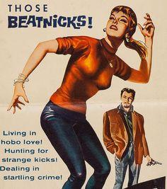 """Those Beatnicks!"" (c.1959)"