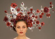Finchittida Finch designs in Jupiter Ascending wedding - Mila Kunis | Finchittida