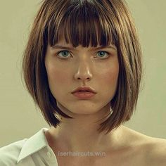 Great 100 New Bob Hairstyles 2016 – 2017 – Love this Hair The post 100 New Bob Hairstyles 2016 – 2017 – Love this Hair… appeared first on Iser Haircuts .