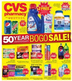 CVS Deals and Coupon Matchups: 9/8/13 through 9/14/13