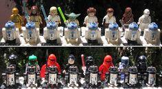 LEGO Star Wars Chess Set  http://lego.cuusoo.com/ideas/view/131