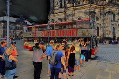 https://flic.kr/p/yRvKqh   sightseeing   Mit dem Bus durch Dresden