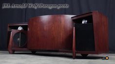 JBL ArnoldWolf Paragon Proto /JAZZ