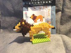 Nanoblock NBC-057 Lion