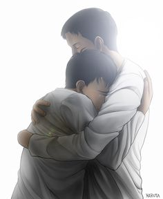"""We are victims of this cruel world. I forgive you, Bertholdt"" <--- I think I have found my favourite SNK picture"