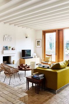 Colour Combination Ideas For Your Living Room Design