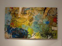 Krista Harris abstract....love it!