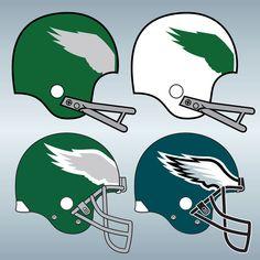 On the Wings of Eagles Philadelphia Eagles Wallpaper, Philadelphia Eagles Super Bowl, Nfl Philadelphia Eagles, Historic Philadelphia, Football Helmet Design, Nfl Football Helmets, Pro Football Teams, Football Nails, Philadelphia