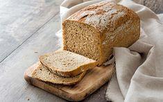 Ekstra grovt brød - oppskrift Bread, Cookies, Recipes, Crack Crackers, Brot, Biscuits, Recipies, Baking, Breads