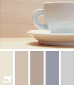 Soothing neutrals - my living room colors