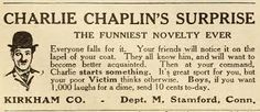 Image result for charlie chaplin a day without laughter poster