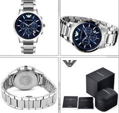 deeba44ea0e 88 Best Armani watches for men images