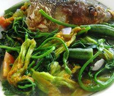 Dinengdeng uli. -- http://www.pinterest.com/ronleyba/filipino-recipes-philippine-foods-filipino-dish/