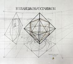 Icosahedron-Octahedron