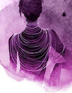 Fashion in Watercolor: Kareem Iliya