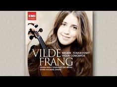 Vilde Frang - Tchaikovsky Violin Concerto: Allegro Moderato