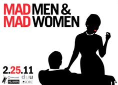 Mad Men & Mad Women: The Library Party