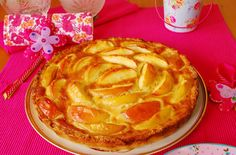 Tarta francesa de manzana. | Cuchillito y Tenedor