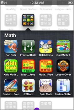 Apps for classroom by content