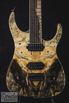 HypeMachine - Ormsby Guitars - Custom made electric guitars ...