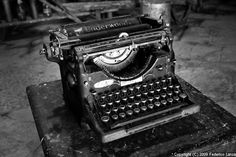 Underwood. What do pop culture favorites Murder, She Wrote, Whatever Happened to Baby Jane, and Moulin Rouge have in common? Their main characters all wrote on an Underwood typewriter. Writer for hire: www.whytheoatmeal...