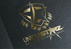 Logo design for the Unique Starz Sports & Entertainment, providing superior & customized service to client's base at all times. Having a comprehensive background at all levels within the Sports and Entertainment industry that spans years. During that time and as a result of  successes, having built a extensive network throughout the industries. All of U.S.S.E's resources will be utilized with the ultimate goal of providing exceptional service and guidance no matter what the goals may be…