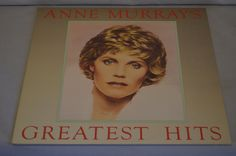Vintage Record Anne Murray: Greatest Hits Album  SOO-12110 by FloridaFinders on Etsy