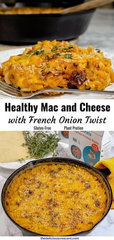 This healthy mac and cheese is made with lentil pasta and tastes so rich, creamy and cheesy. An ultimate comfort food for kids and adults. Gluten Free Recipes, Low Carb Recipes, Vegetarian Recipes, Baking Recipes, Pasta Recipes, Cookie Recipes, Low Carb Appetizers, Appetizer Recipes, Appetizer Ideas
