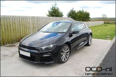 Detail: VW Scirocco R, Black Magic Pearl. Full Write Up - OCD-NI - Orchard County Detailing