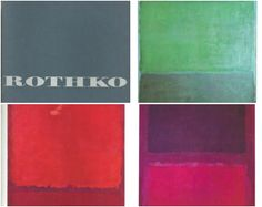 #MarkRothko Newport Harbor Art Museum Ten Major Works Free Shippi.. http://arnd.co/ExYTh #Rothko #FreeShipping #MCM #AbstractExpressionist