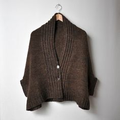 Pattern Inversion Cardigan by Jared Flood