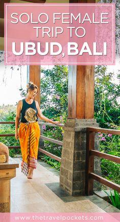 Ubud, Bali in Indone